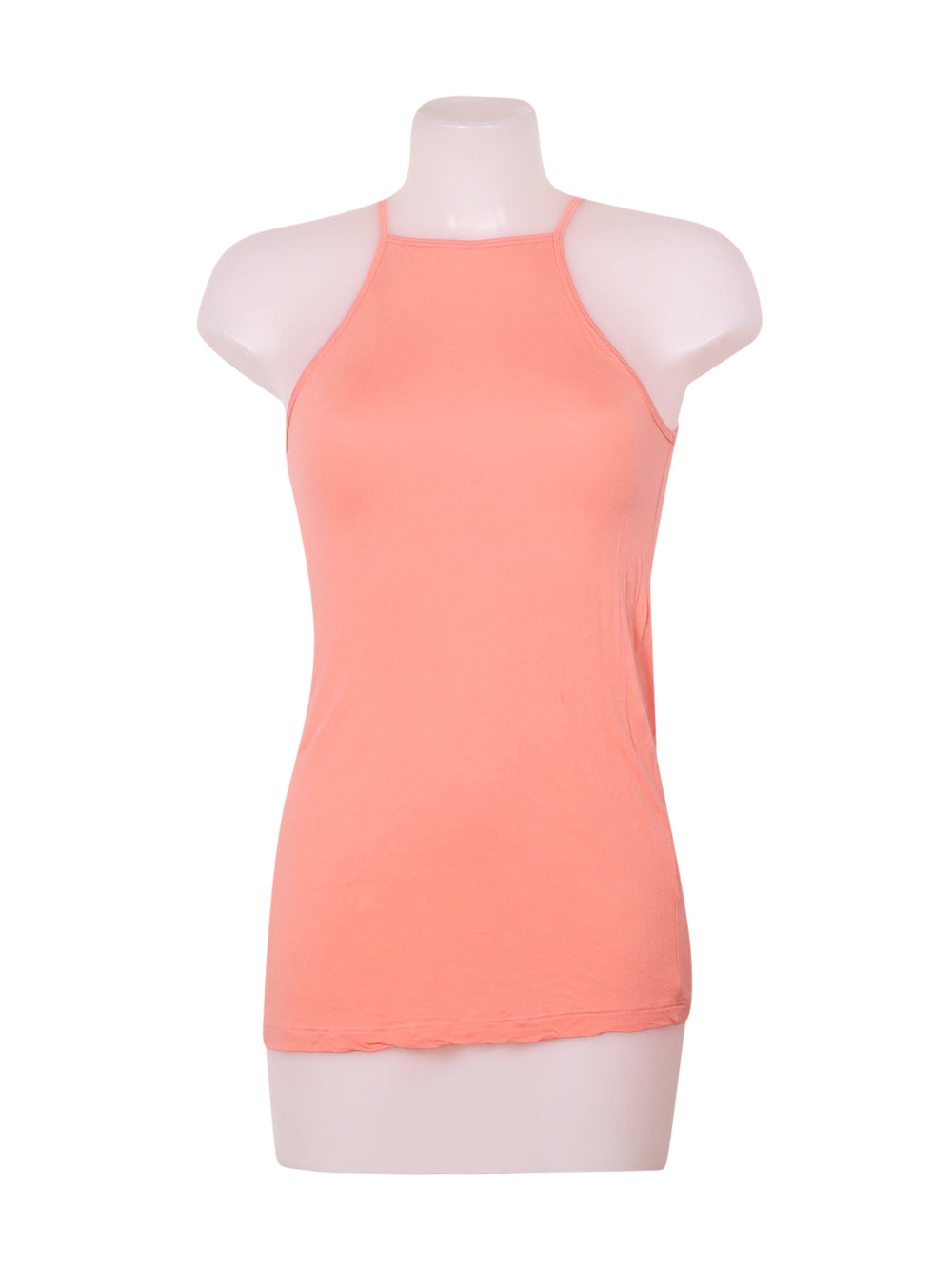 Front photo of Preloved Asos Pink Woman's sleeveless top - size 6/XS