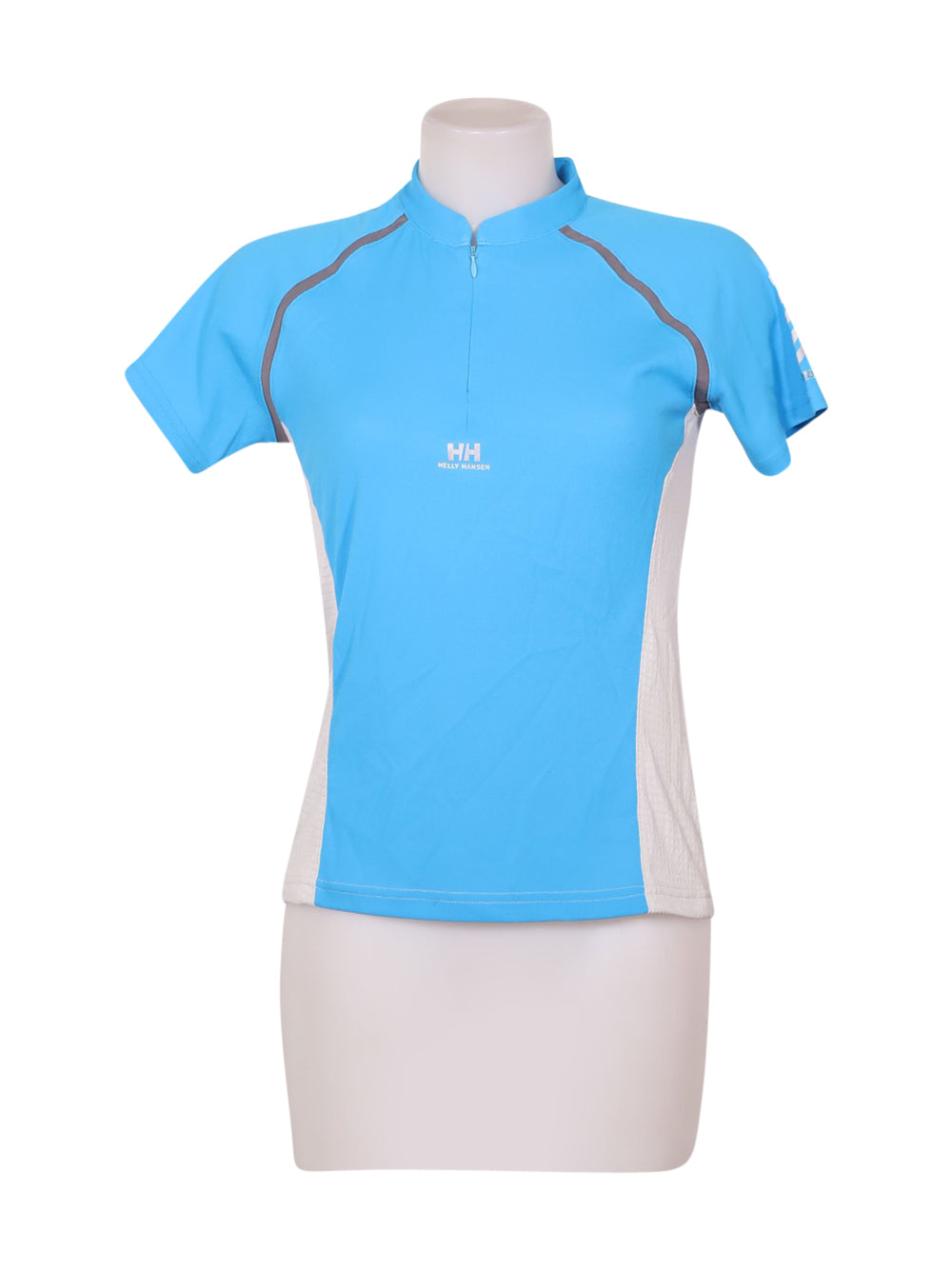 Front photo of Preloved Helly Hansen Blue Woman's t-shirt sport - size 10/M