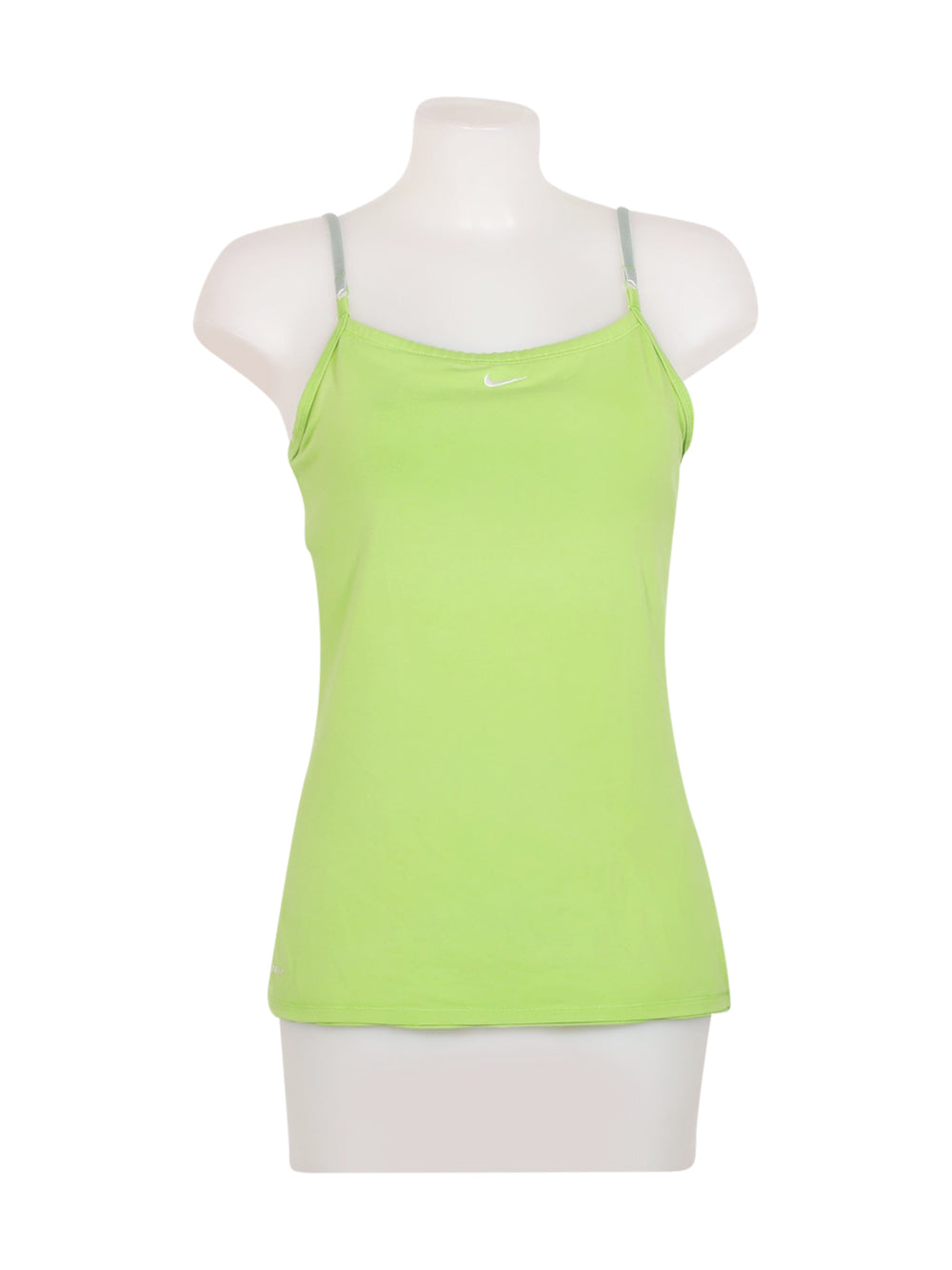 Front photo of Preloved Nike Green Woman's t-shirt sport - size 10/M
