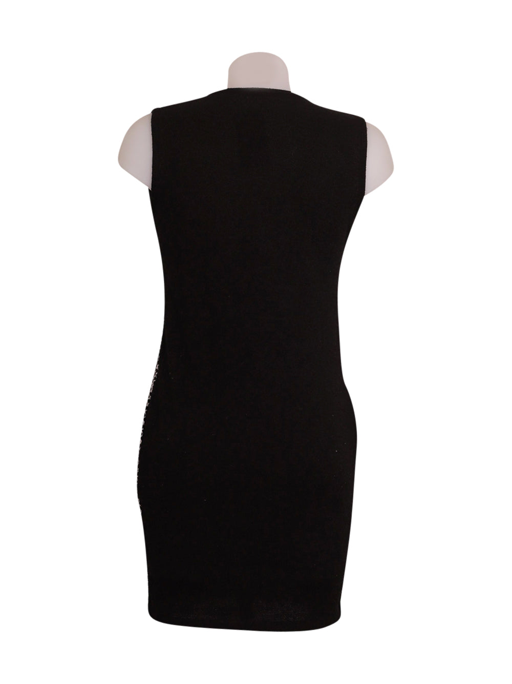 Back photo of Preloved Amelie Reveur Black Woman's dress - size 8/S