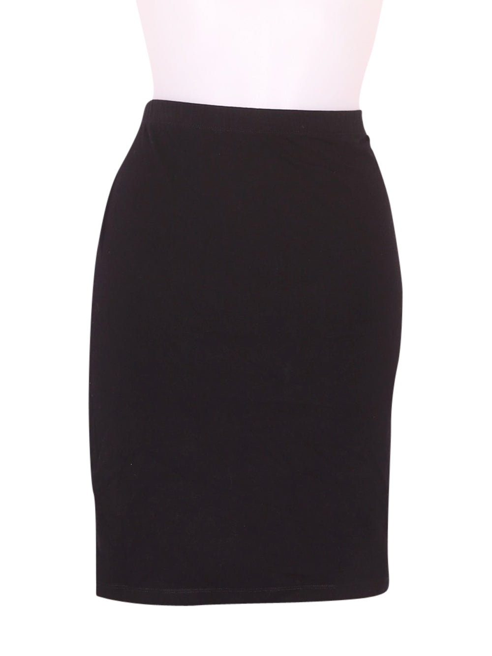 Front photo of Preloved Asos Black Woman's skirt - size 10/M