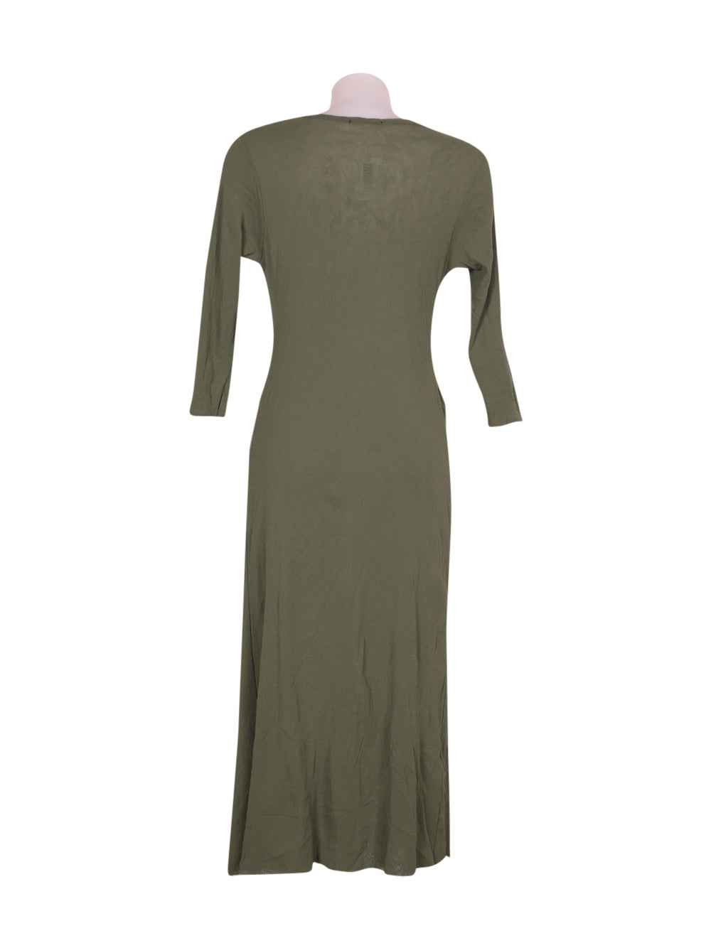 Back photo of Preloved XXLA FEMME Green Woman's dress - size 12/L