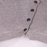 Detail photo of Preloved Puma Grey Woman's sweatshirt - size 10/M