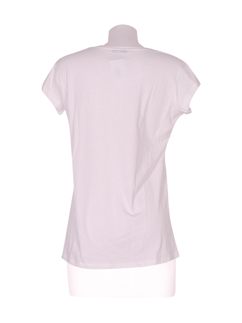 Back photo of Preloved I blues White Woman's t-shirt - size 12/L