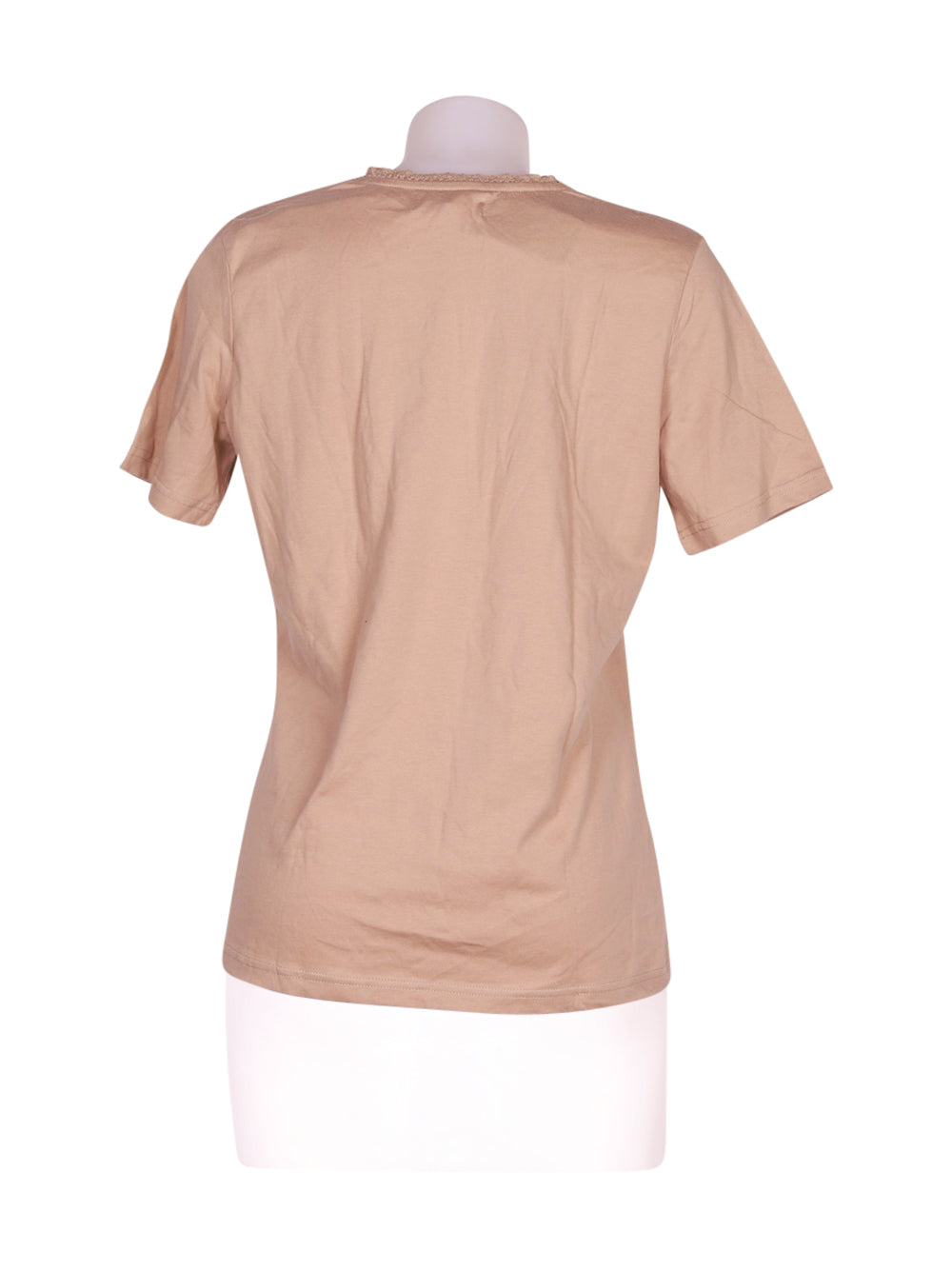 Back photo of Unworn celaia Beige Woman's t-shirt - size 10/M