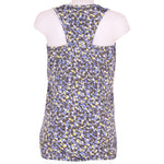 Back photo of Preloved Silvian Heach Blue Woman's sleeveless top - size 8/S