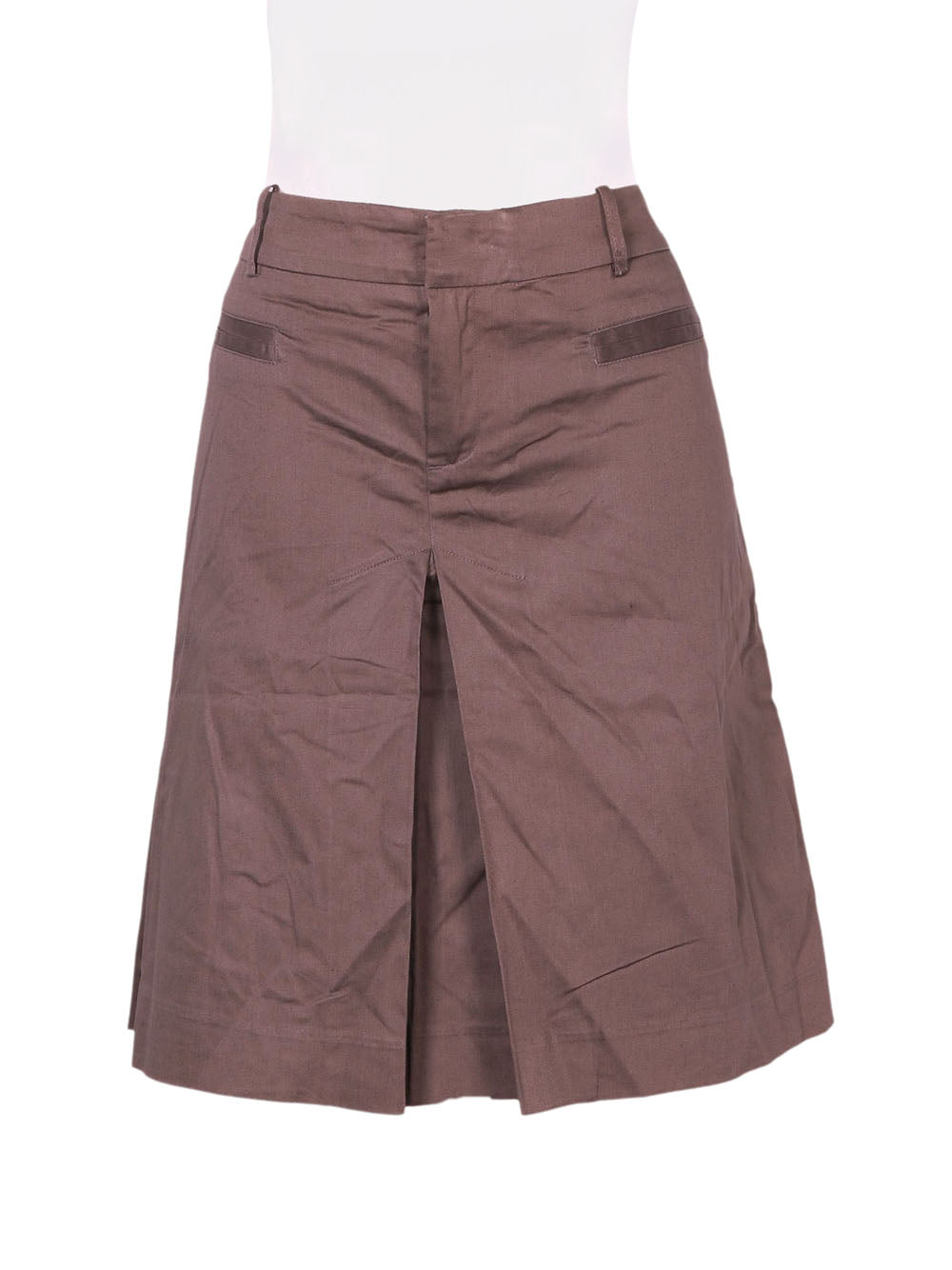 Front photo of Preloved Zara Grey Woman's skirt - size 12/L