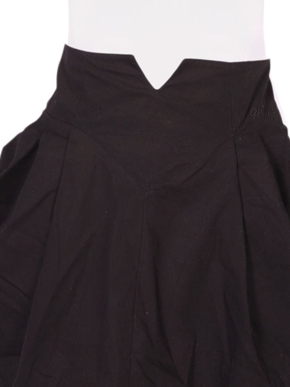 Detail photo of Preloved WANAMA Black Woman's skirt - size 14/XL