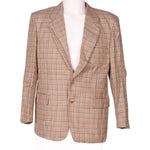 Front photo of Preloved duca visconti Beige Man's blazer - size 40/L