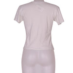 Back photo of Preloved free spirit White Woman's t-shirt - size 10/M