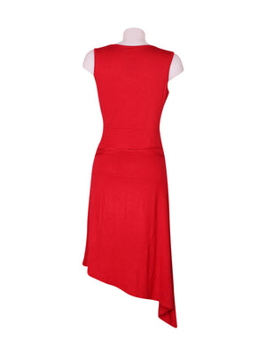 Back photo of Preloved Skunkfunk Red Woman's dress - size 8/S