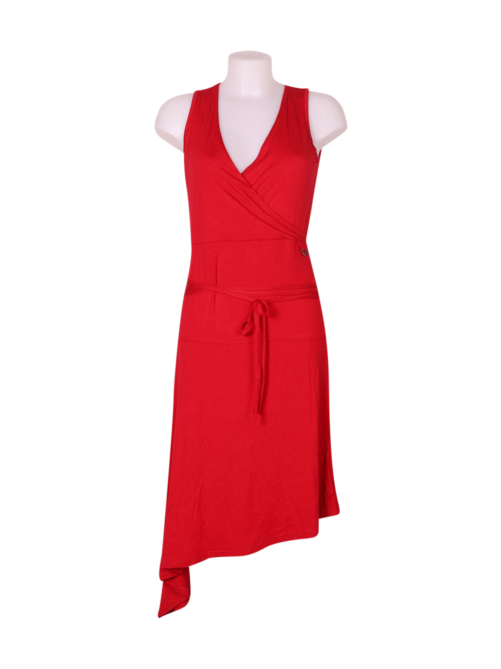 Front photo of Preloved Skunkfunk Red Woman's dress - size 8/S
