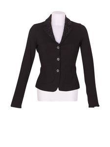 Front photo of Preloved Met Black Woman's blazer - size 8/S