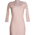 Front photo of Preloved Abercrombie&Fitch White Woman's dress - size 10/M