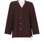 Front photo of Preloved Berger du Nord Brown Woman's jacket - size 16/XXL