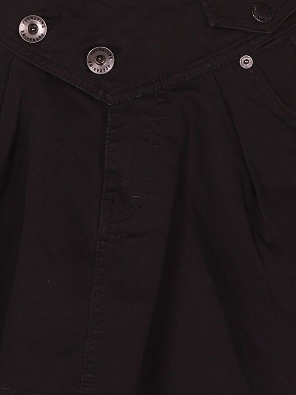 Detail photo of Preloved Fornarina Black Woman's skirt - size 6/XS