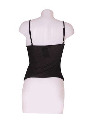 Back photo of Preloved Motivi Black Woman's sleeveless top - size 8/S