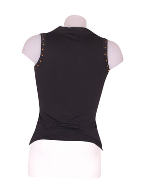 Back photo of Preloved Guess Black Woman's shirt - size 10/M