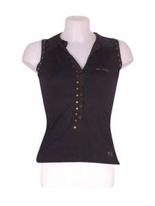 Front photo of Preloved Guess Black Woman's shirt - size 10/M