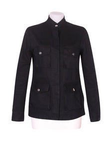 Front photo of Preloved Best Company Black Woman's jacket - size 8/S
