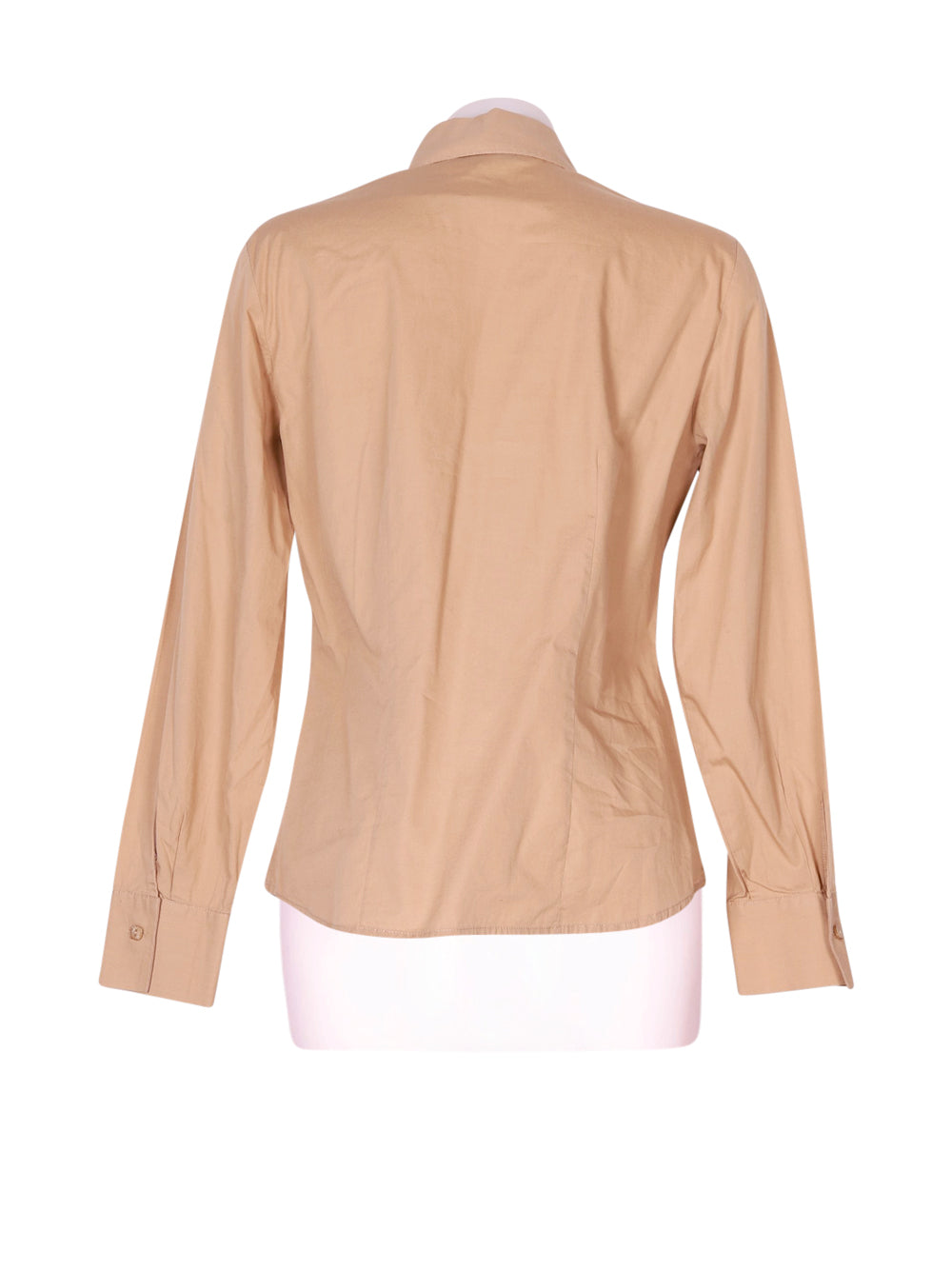Back photo of Preloved maria rosa Beige Woman's shirt - size 10/M