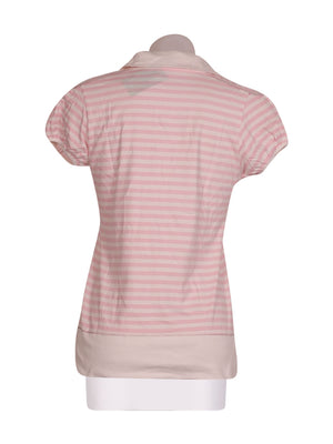 Back photo of Preloved Ellesse Pink Woman's polo - size 10/M