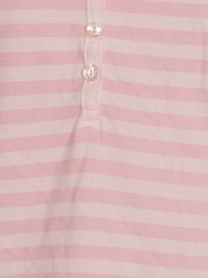 Detail photo of Preloved Ellesse Pink Woman's polo - size 10/M