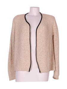 Front photo of Preloved Molly Bracken Beige Woman's bolero - size 12/L