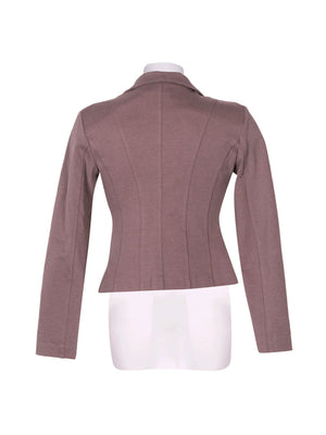 Back photo of Preloved Rinascimento - Made In Italy Grey Woman's blazer - size 10/M