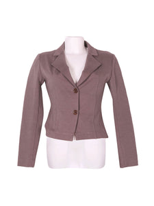 Front photo of Preloved Rinascimento - Made In Italy Grey Woman's blazer - size 10/M