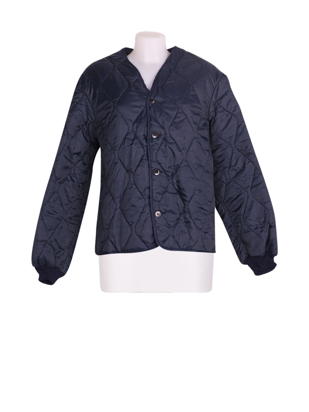 Front photo of Preloved cdc Blue Woman's jacket - size 14/XL