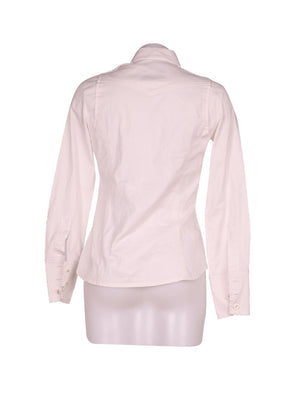 Back photo of Preloved Esprit White Woman's shirt - size 8/S