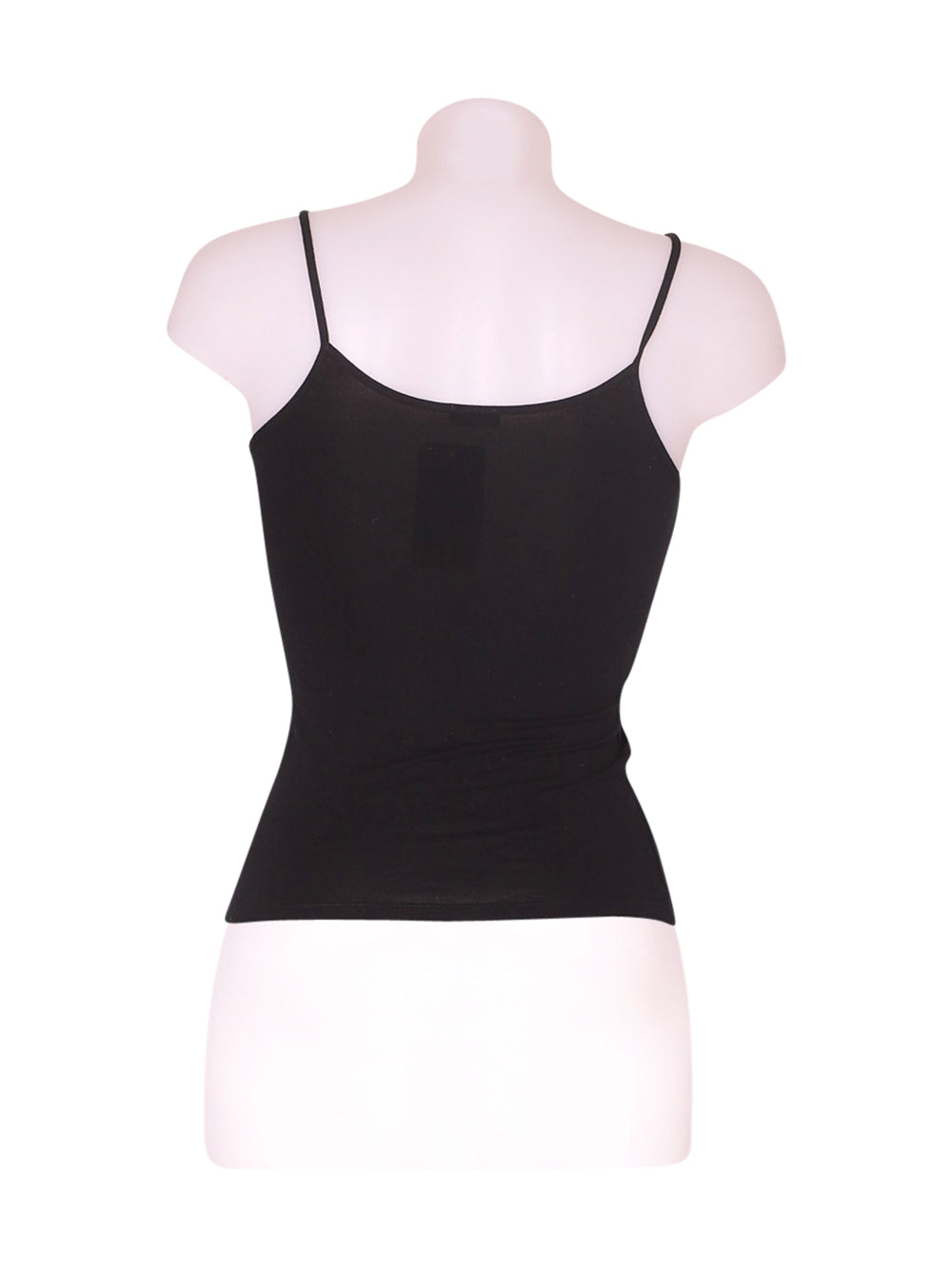 Back photo of Preloved Intimissimi Black Woman's sleeveless top - size 6/XS
