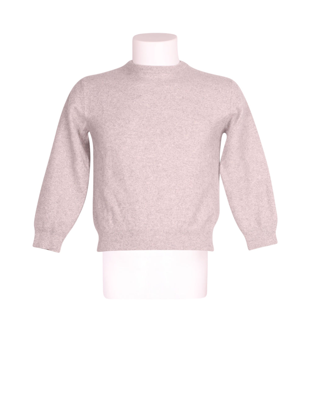 Front photo of Preloved Pierre Cardin Grey Man's sweater - size 38/M