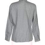 Back photo of Preloved oblique Green Woman's shirt - size 12/L