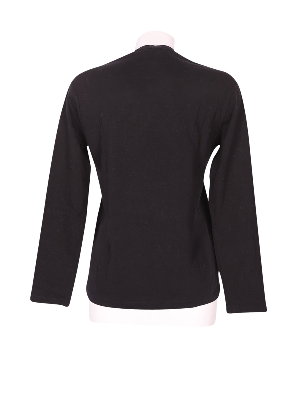 Back photo of Preloved Imperial Black Man's long sleeved shirt - size 38/M