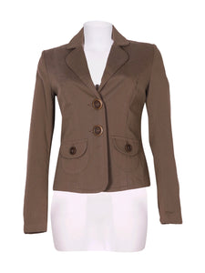 Front photo of Preloved Rinascimento - Made In Italy Beige Woman's blazer - size 10/M