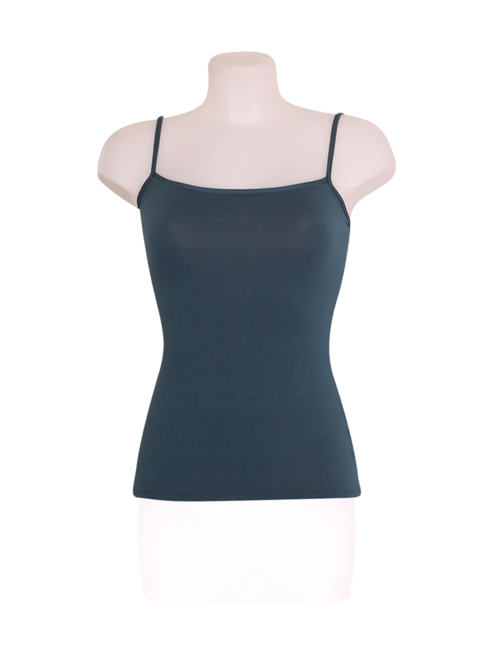 Front photo of Preloved Intimissimi Blue Woman's sleeveless top - size 8/S