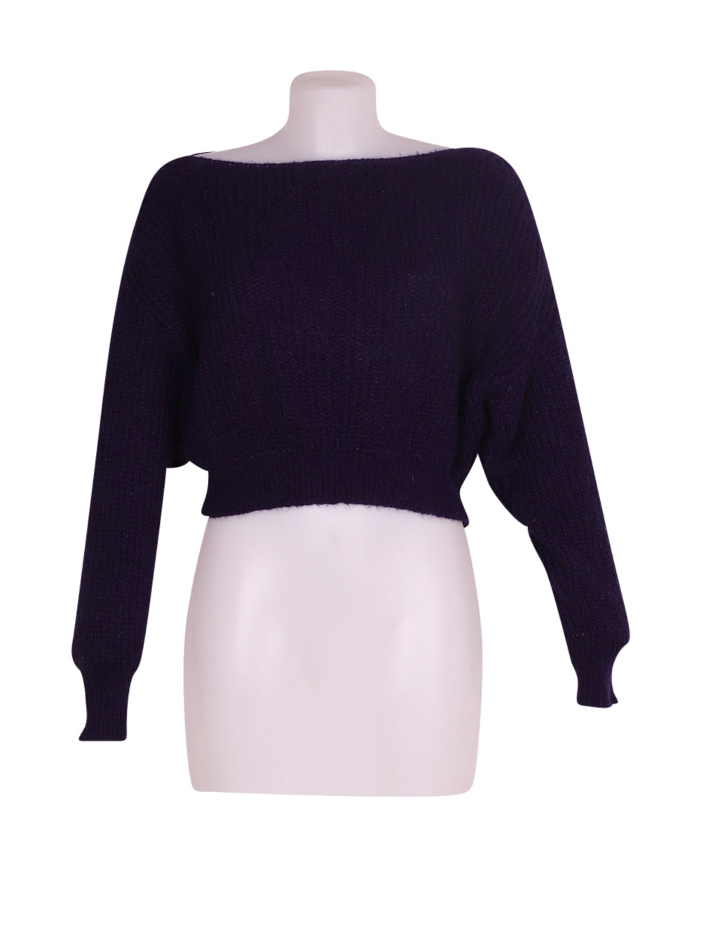Front photo of Preloved Souvenir Violet Woman's sweater - size 10/M
