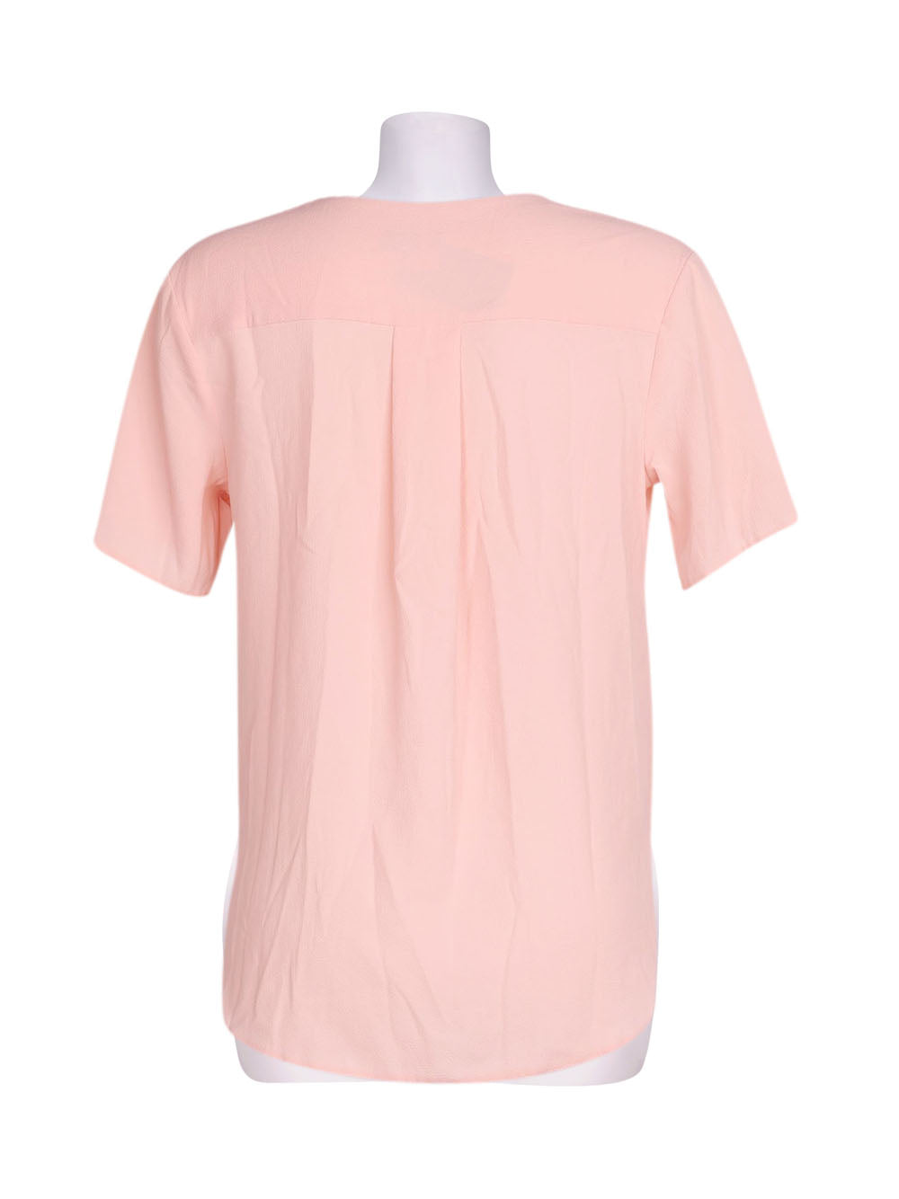 Back photo of Preloved Asos Pink Woman's shirt - size 6/XS
