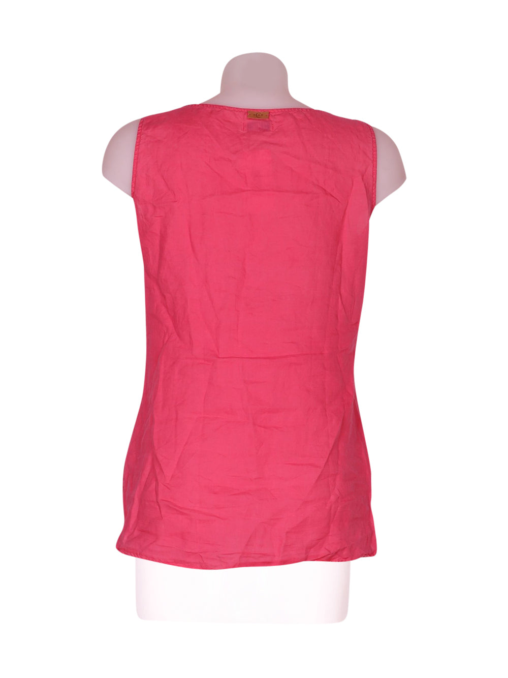 Back photo of Preloved Cerruti 1881 Pink Woman's sleeveless top - size 8/S
