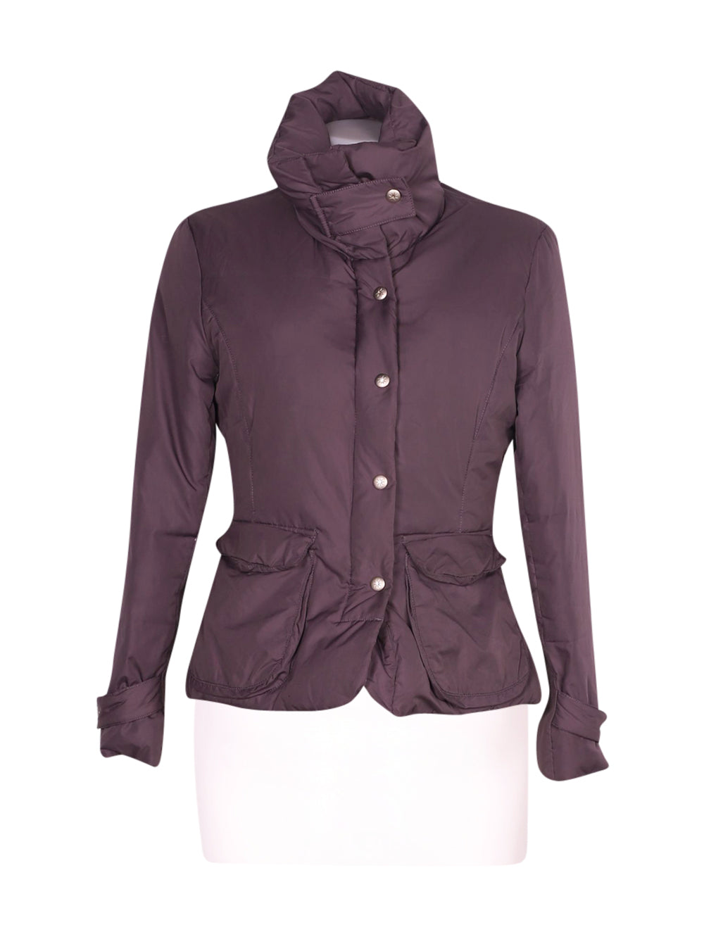 Front photo of Preloved OPD Violet Woman's jacket - size 8/S