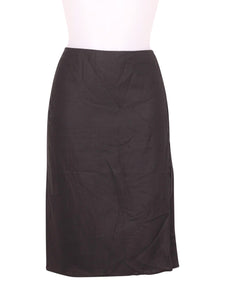 Front photo of Preloved Max&Co. Black Woman's skirt - size 14/XL