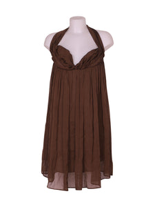 Front photo of Unworn Jucca Brown Woman's dress - size 12/L