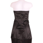 Back photo of Preloved Imperial Black Woman's dress - size 10/M