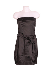 Front photo of Preloved Imperial Black Woman's dress - size 10/M