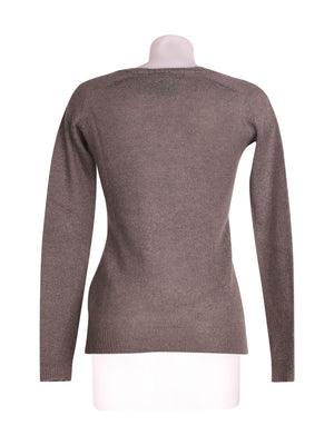 Back photo of Preloved Zara Grey Woman's sweater - size 8/S