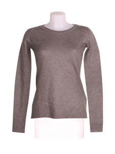 Front photo of Preloved Zara Grey Woman's sweater - size 8/S
