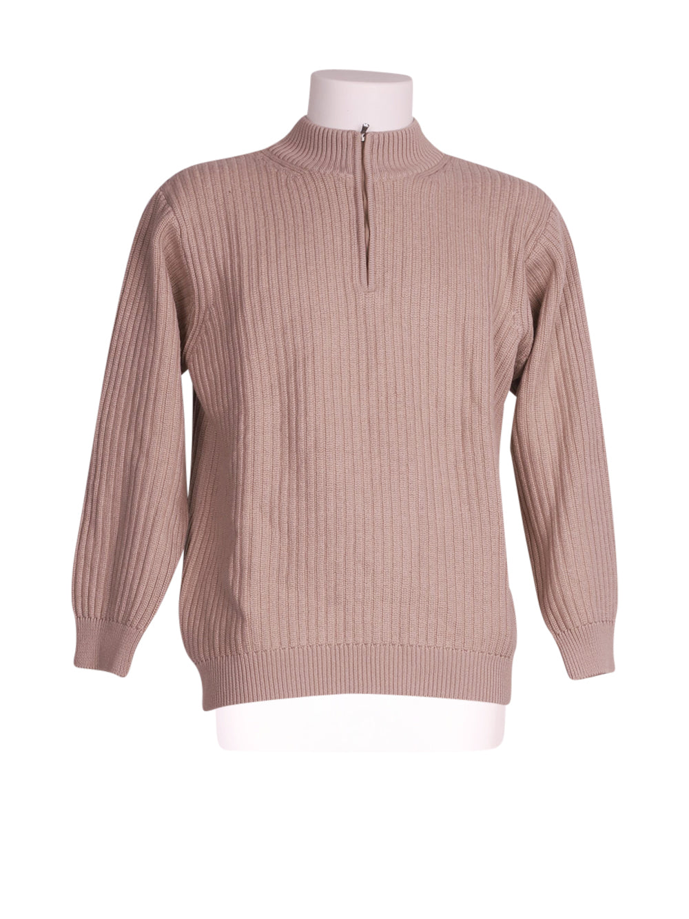 Front photo of Preloved il granchio Beige Man's sweater - size 40/L