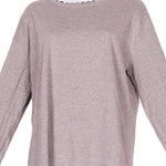 Detail photo of Preloved Trf-Trafaluc (Zara) Grey Woman's long sleeved shirt - size 12/L